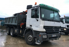 Camion Mercedes Actros 3236 bi-benne occasion