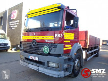Camion plateau occasion Mercedes Atego 1828