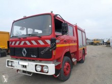 Renault Gamme G 230 truck used fire