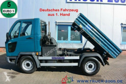 Multicar M27T 4x4 3 Seiten Kipper Schaltgetriebe Klima truck used three-way side tipper