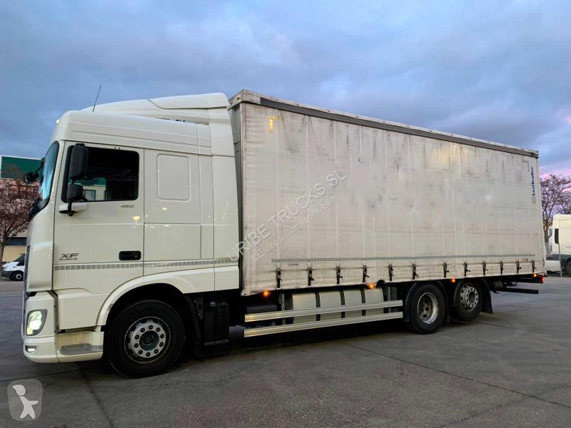 Преглед на снимките Камион DAF XF105 FAR 460
