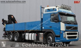 Volvo FM13 440 truck used flatbed