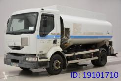 Kamión cisterna chemické výrobky Renault Midlum 220 DCI