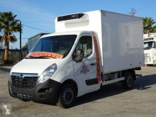 Opel refrigerated truck
