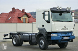 Camion Renault KERAX 460 DXI Fahrgestell 5,80 m *4x4 châssis occasion