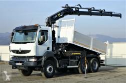 kamion plošina Renault