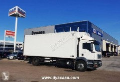 MAN TGM 18.280 truck used insulated