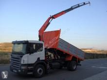 Camion Scania P 310 benă second-hand