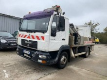 Used telescopic aerial platform truck MAN LE 12.180