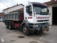 Camion bi-benne occasion Renault Kerax 340