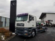 Ciężarówka podwozie używana MAN TGA 18.350 4x2 LL BDF Fahrschule 5 Sitze Klima