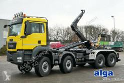 camion MAN 41.480 BB TGS 8x8, Allrad,Single Bereifung,Klima