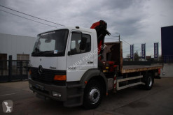 Camion plateau standard Mercedes Atego 1828