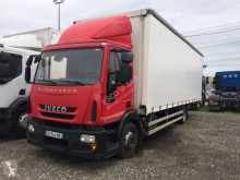 Camión Iveco Eurocargo 120 E 22 lonas deslizantes (PLFD) usado