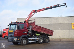 Scania R 480 used other trucks