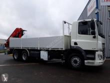 Camión caja abierta teleros DAF CF 410