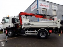 DAF CF 320 truck new two-way side tipper
