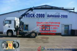Camión caja abierta MAN TGA 18.310 Tirre Euro 171 Kran FB Schaltgetriebe