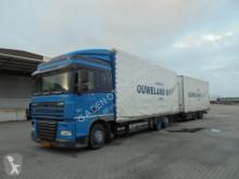 Camion remorque savoyarde DAF XF105