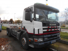 Camion Scania G 114G380 polybenne occasion