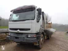 Camion Renault Kerax 420 DCI bi-benne occasion