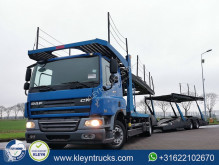 Lastbil med släp DAF CF75 biltransport begagnad