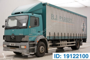 Mercedes Atego 1823 truck used tautliner