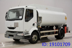 Renault chemical tanker truck Midlum 220 DCI