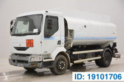 Camion citerne produits chimiques Renault Midlum 220 DCI