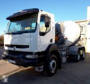 camion Renault CAMION HORMIGONERA RENAULT 320 6X4 2002 8M3