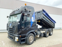 Stralis AS260S50 6x4 Stralis AS260S50 6x4 Klima truck used three-way side tipper