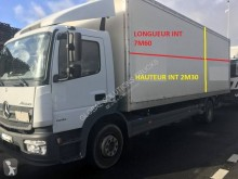 Camion Mercedes Atego 1318 fourgon polyfond occasion