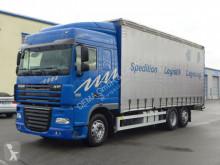 DAF XF 410*Euro5*AHK*TÜV*XL Code*Lift*Standklima*460 truck used tarp