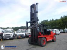 carretilla elevadora gran tonelaje carretilla grande carga con horquillas Kalmar