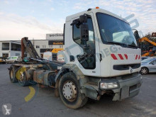 Camion polybenne occasion Renault Premium 340