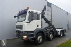 Camion polybenne MAN TGA32.440 8X4