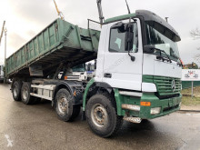 Used tipper truck Mercedes Actros 3235