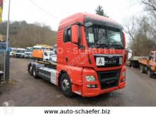 MAN TGX 26.480/6x2- VDL Abroller truck used skip