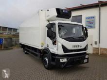 Gebrauchter LKW Kühlkoffer Iveco 150E250 Tiefkühl Carrier 750MT + LBW EU6