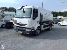 Camion citerne hydrocarbures occasion Renault Midlum 270.16 DXI