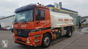 ciężarówka Mercedes Actros 1843 L A3 Tankwagen Heizöl Diesel DPF