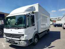 Camion Mercedes Atego 818 L Möbelkoffer DPF grüne Plakette fourgon occasion