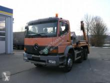 Камион самосвал втора употреба Mercedes Atego 2528 6x2 Lift-Lenk !! TÜV NEU !!GERGEN