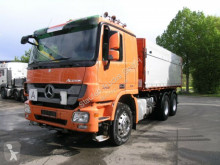 Mercedes Actros 2655 TÜV NEU !!6X4 BL KEMPF Getreide Kip truck