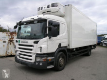 camion Scania R380 Kühlkoffer Thermo King LBW Manual Retarder