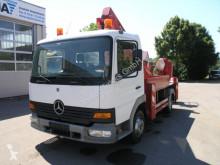 Camion nacelle Mercedes Atego 815 Hubsteiger PALFINGER 19 m TÜV/UVV NEU!