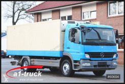 Camion Mercedes 1218L LBW+Türen TK MD 200, Tiefkühl frigo occasion