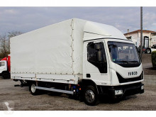 Camión Iveco Eurocargo 75 190 lona corredera (tautliner) usado