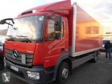 Mercedes Atego 1221 truck used plywood box
