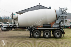 new concrete mixer trailer